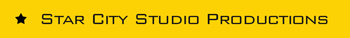 Star City Studio Productions Logo