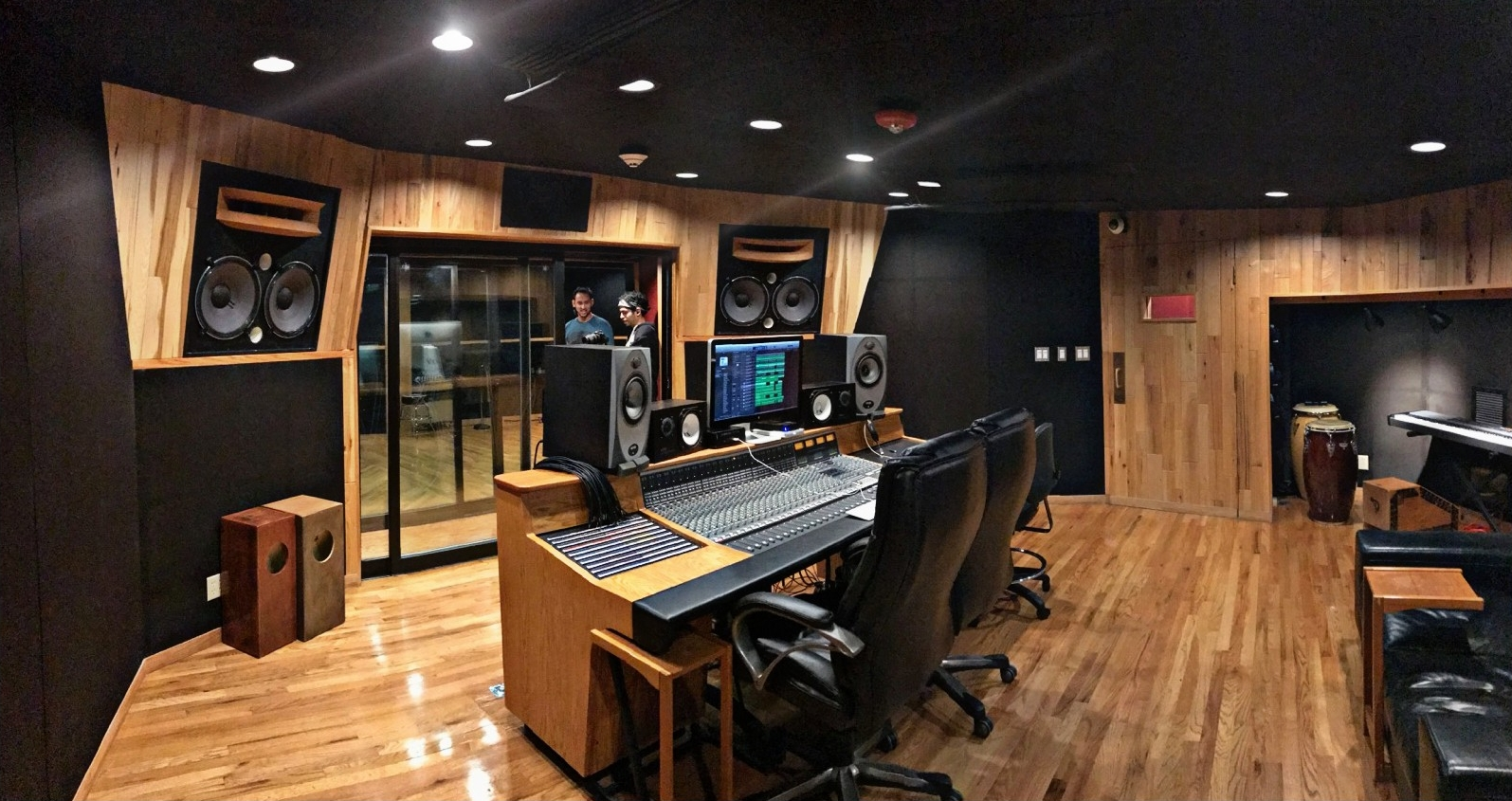 Recording Studio Professional Music Production El Paso TX